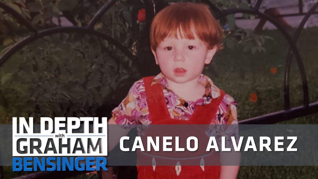 Canelo Alvarez: Fighting through poverty as a kid