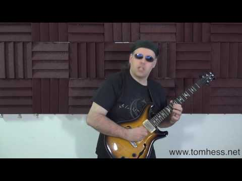 Tom Hess Guitar Playing And Music Contest – Massimo Canonaco