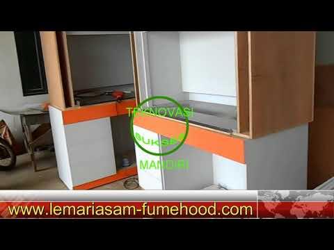 Jual Lemari Asam  / Fume Hood Laboratorium