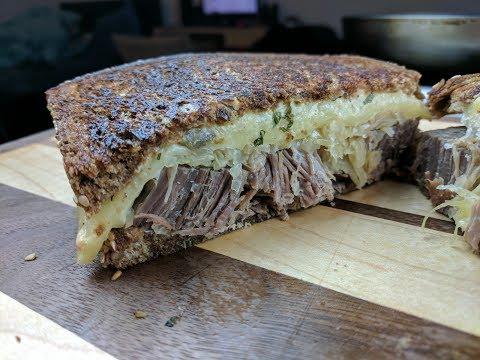 Corned Beef Reuben Sandwich Recipe Food Flipped EP 47