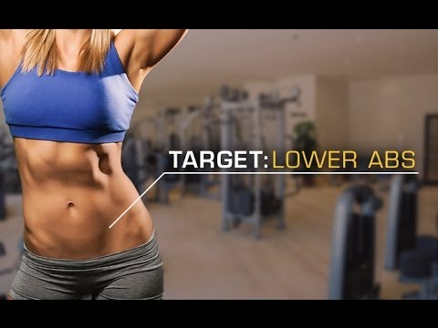 Best LOWER AB WORKOUT for Women (Lose that Lower Abs Pooch!!)