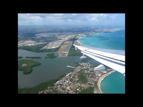 San Juan, Puerto Rico to Orlando Florida flight