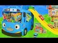 Download lagu KÜÇÜK OTOBÜS TAYO Tayo oyuncak - Traktör, Vinç - Tayo the Little Bus Friends Toys