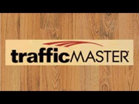 Allure TrafficMaster Flooring Installation