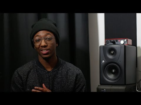 Making A Beat: Free R&B Chord Progression - Logic Pro X
