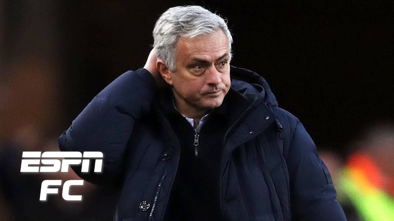 Tottenham's draw vs. Middlesbrough leaves fans expecting more of José Mourinho - Hislop | FA Cup