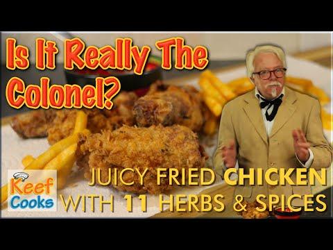 KFC Recipe - Keefs Fried Chicken | Long Egg Series @Chicken Recipes