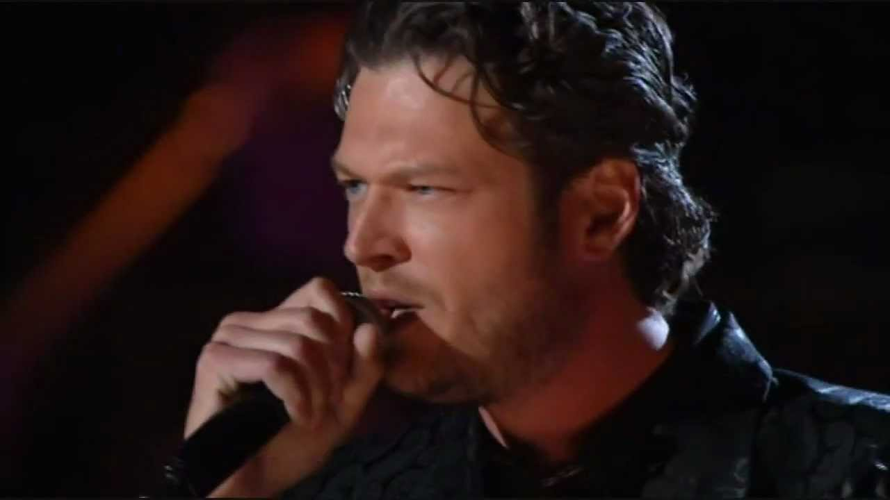 Blake Shelton - Wildflower (Live)