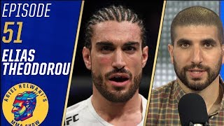 Elias Theodorou excited to look at new partnerships after UFC release | Ariel Helwani's MMA Show