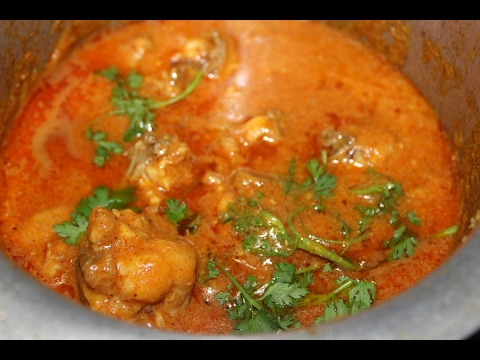 Jowar Millet Chicken Curry   Jonna Pindi Chicken Curry @Mana Telangana Vantalu