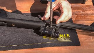 Mounting Rail Accessories on a Ruger PC Carbine #320