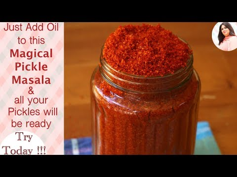 Tips and tricks to make the best Achar ka Masala, Homemade Pickle Masala, Easy Pickle masala.