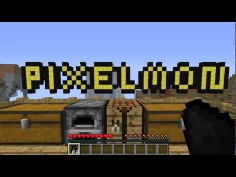 Minecraft: Pixelmon Mod - Adds Masterballs and Rare Candies!
