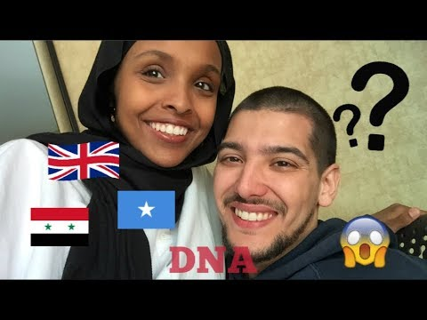 DNA TEST RESULTS!