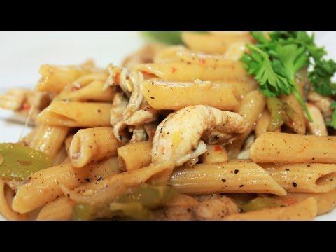 Jerk Chicken Pasta | Episode 14