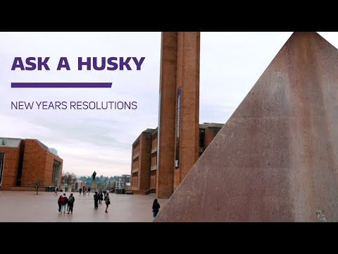 Ask a Husky: New Year's Resolutions