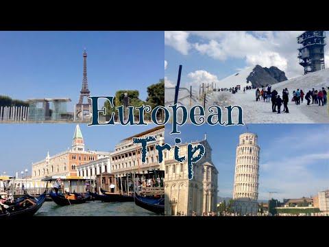 European Trip July 2015
