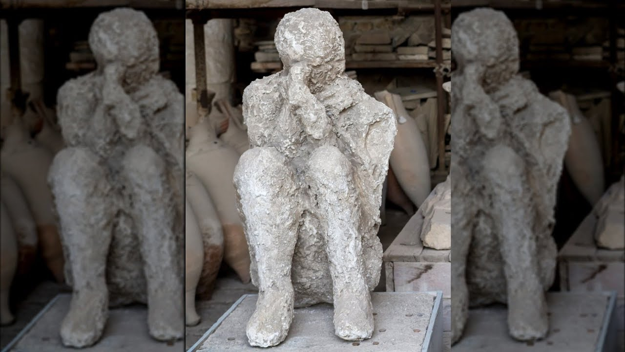 The Worst Part Of Pompeii's Destruction Isn't What You Think