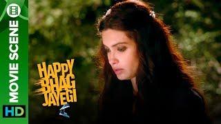 When Diana Penty shed tears on camera | Happy Bhag Jayegi