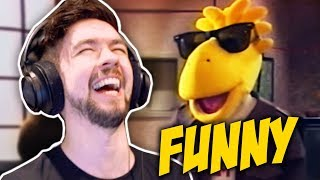 THEY SHOWED THIS TO KIDS?? | Jacksepticeye