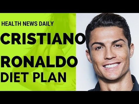 CRISTIANO RONALDO Diet Secrets – Diet Plan | Football Player – Real Madrid