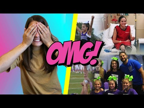 Our Scariest Cheer and Gymnastics Stories | TheCheernastics2 Storytime