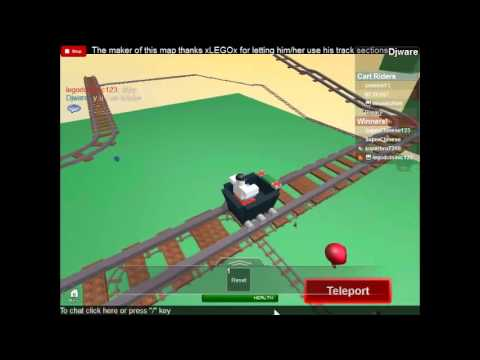 roblox the best cart game and the most confusing