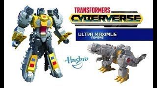 Grimlock Ultra Class Transformers Cyberverse