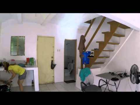 Philippine low cost housing,Retire cheap in the Philippines, My house in the Philippines. Gopro 4