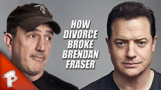 Download How Divorce Broke Brendan Fraser | Redonkulas Video