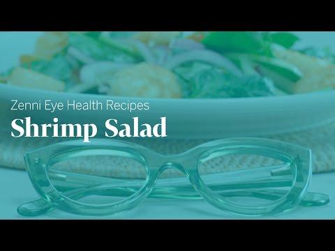 Eye Health Recipes: Fennel and Spinach Salad