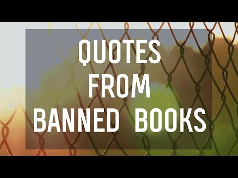 8 Quotes From Banned Books