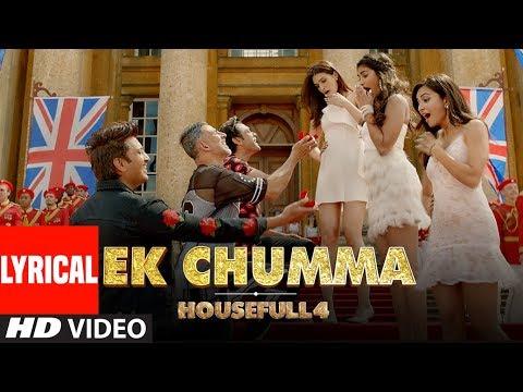Xxx Mp4 Ek Chumma Lyrical Housefull 4 Akshay K Riteish D Bobby D Kriti S Pooja Kriti K Sohail Sen 3gp Sex