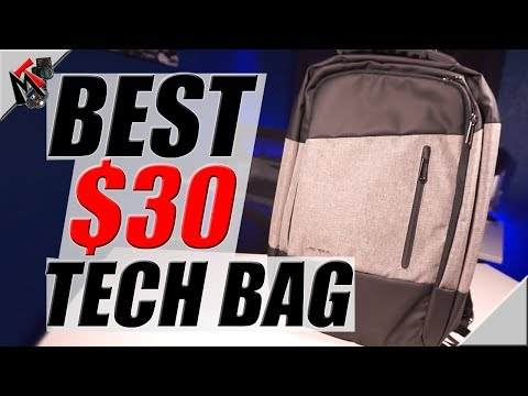 Best Tech Backpack 2018 JSVER