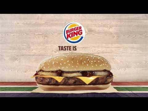 Burger King Boerewors Burger