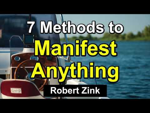 7 Method to Manifest Anything You Desire with the Law of Attraction - LOA