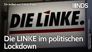 Die LINKE im politischen Lockdown | Tobias Riegel | NachDenkSeiten-Podcast | 20.05.2020