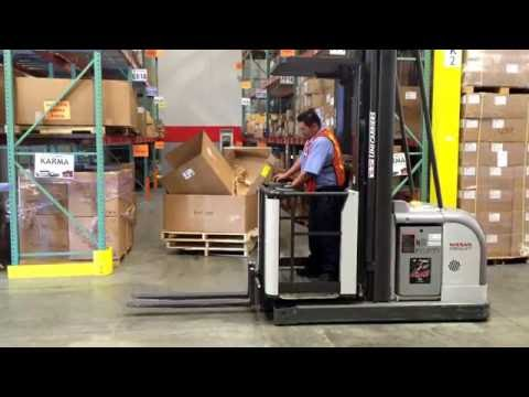 How to Operate an Order Picker