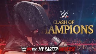 WWE 2K18 My Career Universe - Ep 15 - A SON