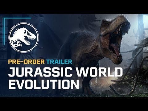 Jurassic World Evolution Pre-Order Trailer