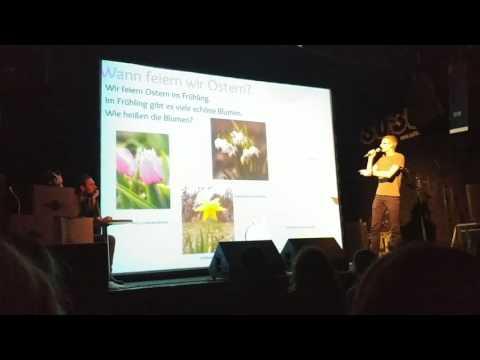 Powerpoint-Karaoke: Alles über Ostern