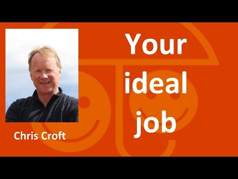 choosing your ideal job - the sweet spot