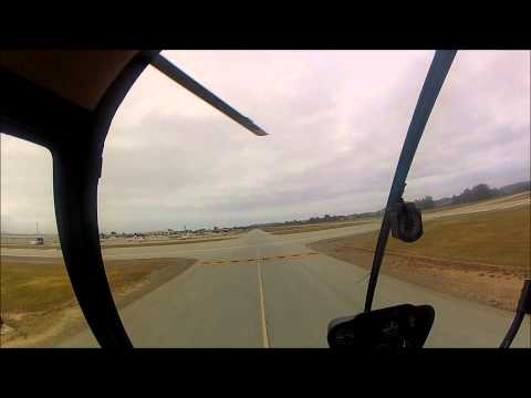 Suni's First Helicopter Training Flight