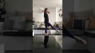 Barre de danse classique - niveau débutant - semaine #4 par Aureline Guillot / Instant Présent