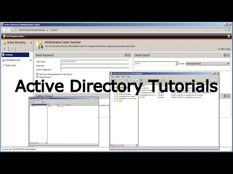 Active Directory   How to disable user accounts