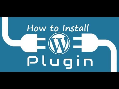 How to Install Plugin in Wordpress version 4.6