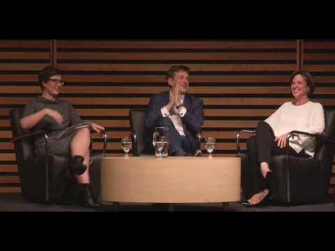 Stephen Marche and Sara Fulford's Unmade Bed | Appel Salon | March 8th, 2017