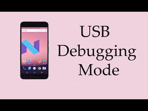 How to Enable USB Debugging Mode on Android – Nougat