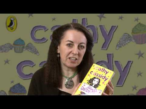 Cathy Cassidy in Australia