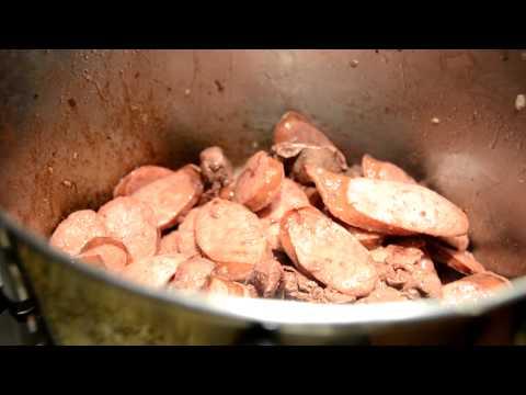 Duck Sausage Gumbo Bay Flats Lodge Chef Austin Brown